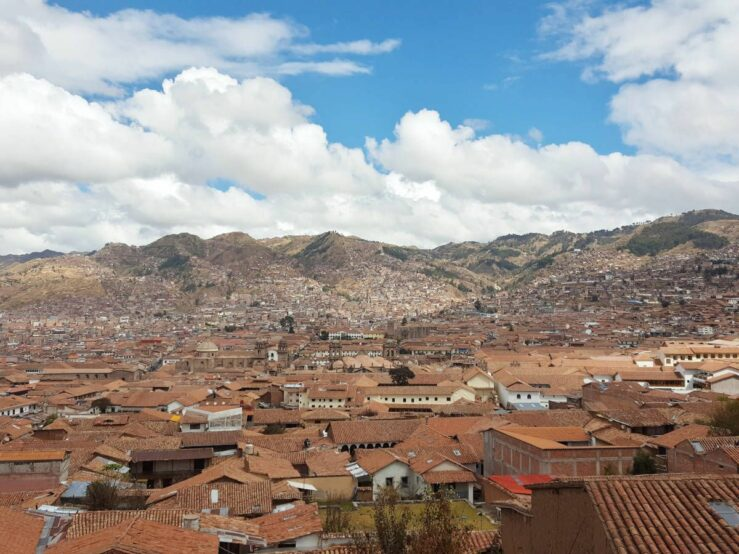 Amazing View Cusco Hotel Peru