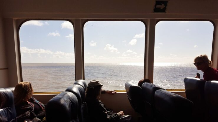 From Buenos Aires to Uruguay on a day trip - Seacat Colonia
