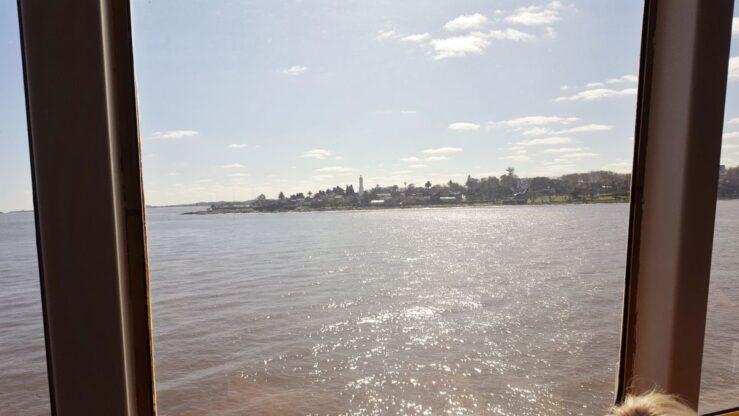 From Buenos Aires to Uruguay on Río de la Plata with Seacat Colonia