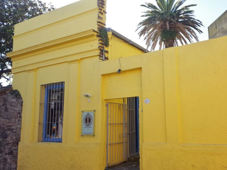 From Buenos Aires to Uruguay - day trip to colonial town