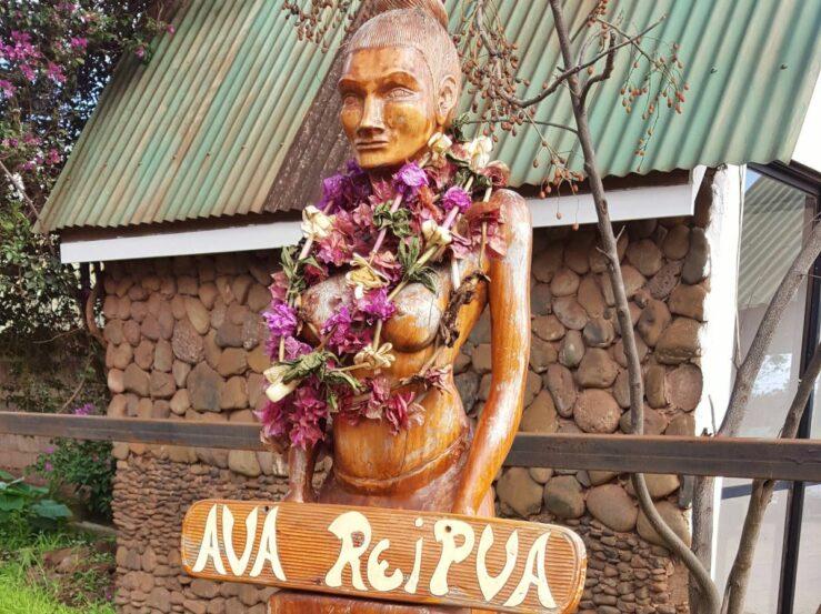 Hanga Roa Rapa Nui People Easter Island