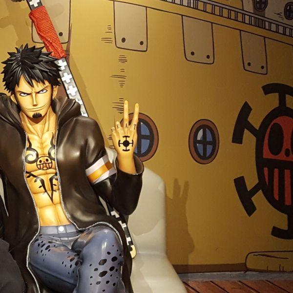 Tokyo One Piece Tower Luffy