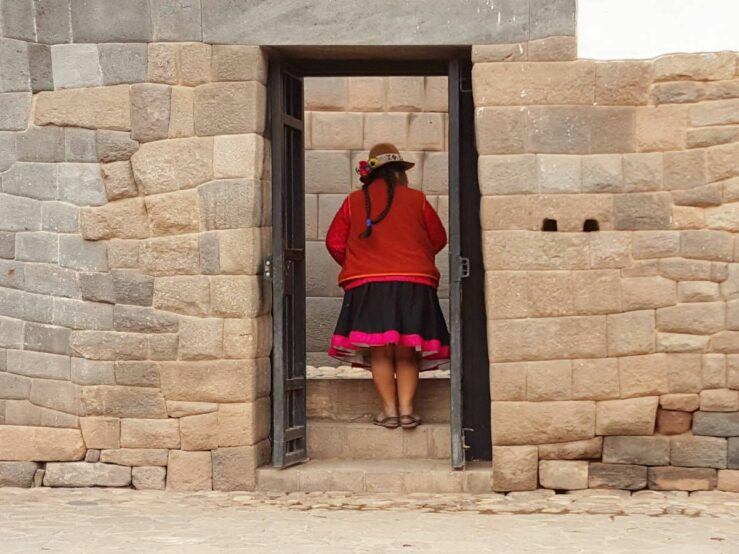 Visit Andean Inca Capital Ingenious Incas