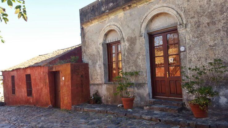 colonial architecture in Uruguay