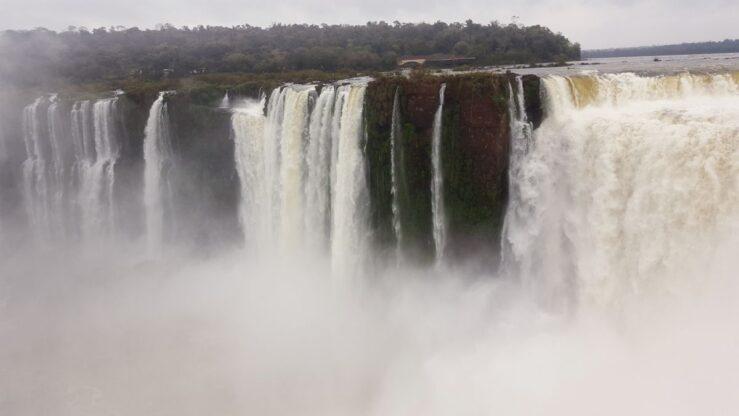 Iguazu Falls Argentina - Devil's Throat