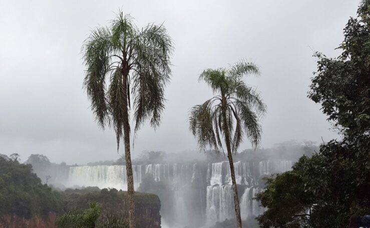 Iguazú Falls, Argentina.
