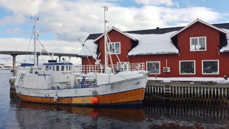 Hurtigruten cruise ship Norway