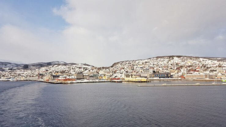 Harstad in Northern Norway