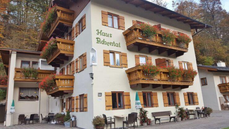 hotel near Salzbergwerk Berchtesgaden