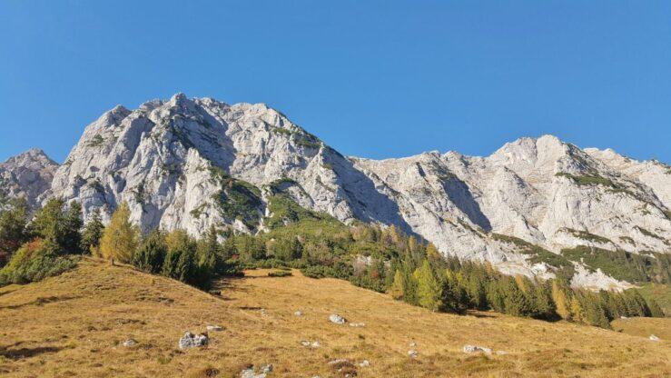 Bavarian Alps peak