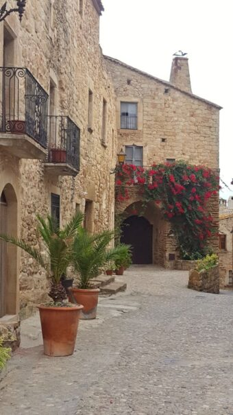 Dalí museum in Figueres medieval Catalan Spain Calonge
