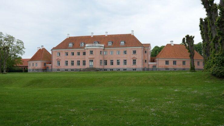 Danish Viking Kings lived around Moesgaard Museum