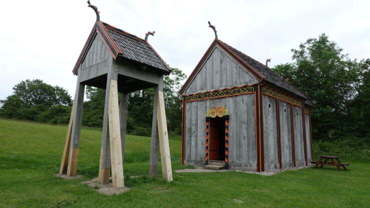 Moesgaard Museum stave church