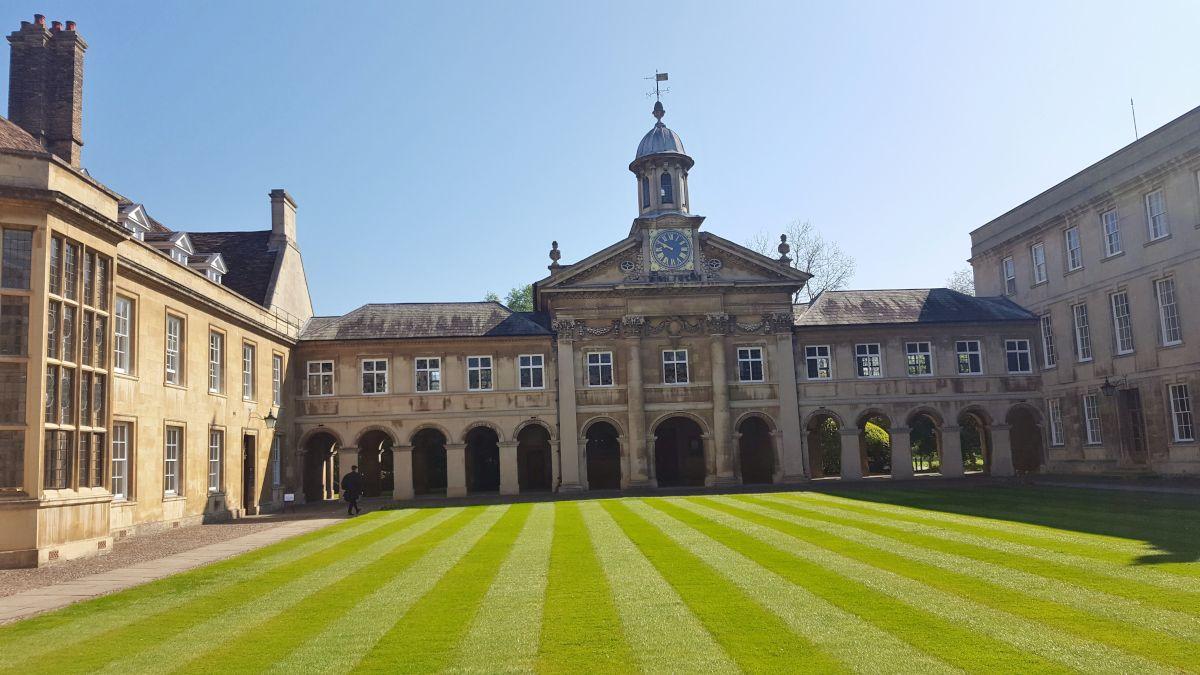 Darwin Museum in Cambridge King's College Choir