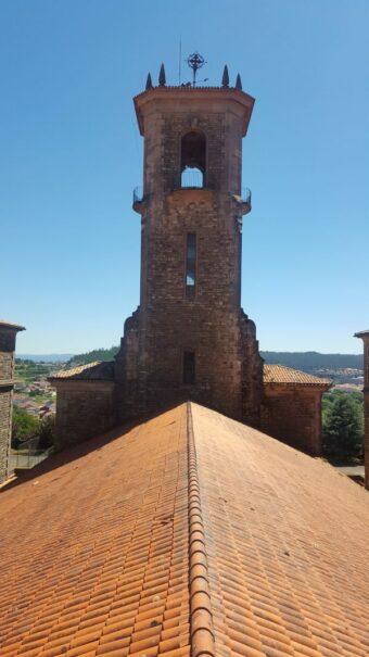 Santiago de Compostela Cathedral monastery