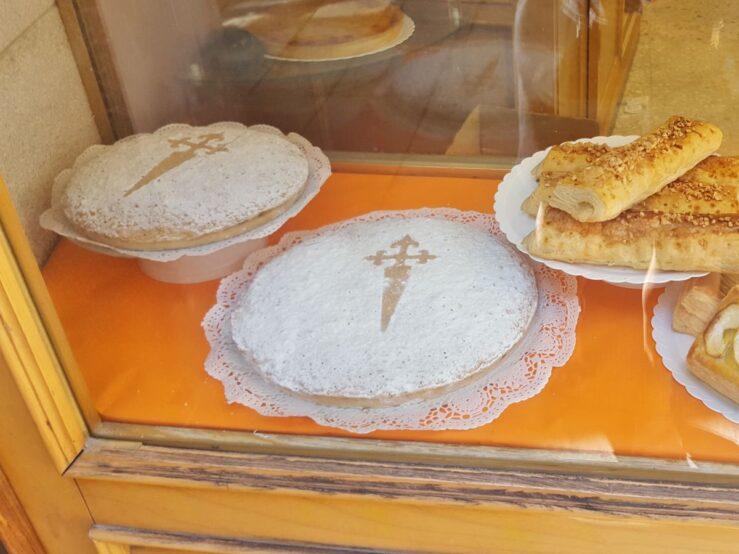 Santiago de Compostela Cathedral tarta
