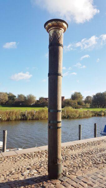 Wadden Sea columns