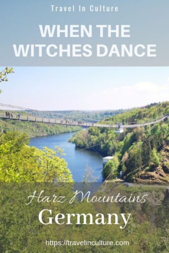 When the Fabled Brocken Witches Dance in the Harz Mountains