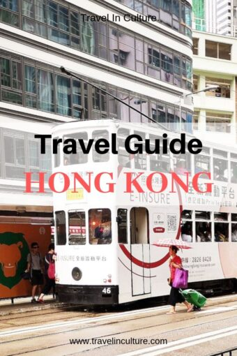 Hong Kong culture one day itinerary