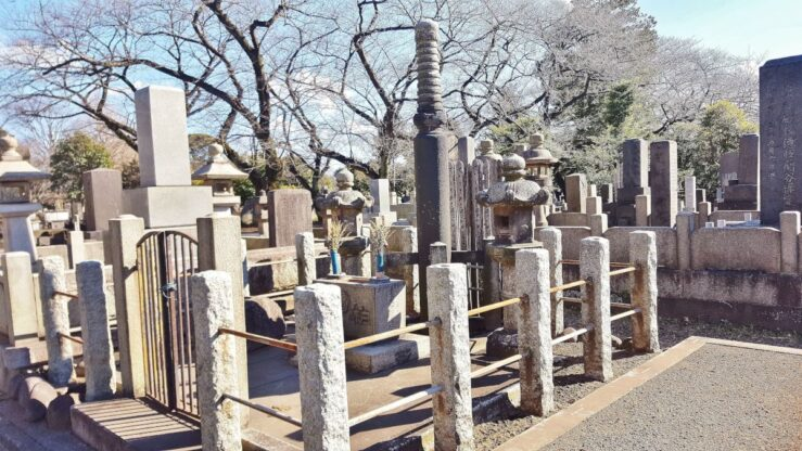 Old Tokyo history - Buddhism