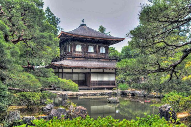 Ginkakuji Temple - must-see Kyoto