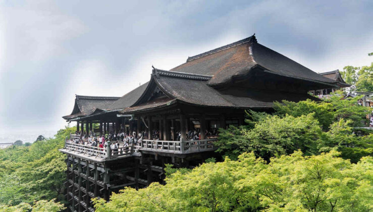 Jiyonizudera must see temples and shrines Kyoto