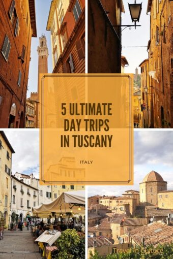 Day trips from Florence in Tuscany