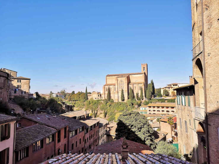Day trip from Florence in Tuscany