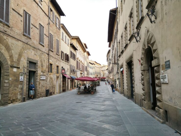 day trips from Florence in Tuscany Volterra