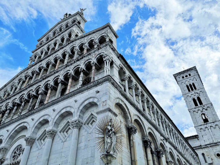 day trip or trips from Florence in Tuscany