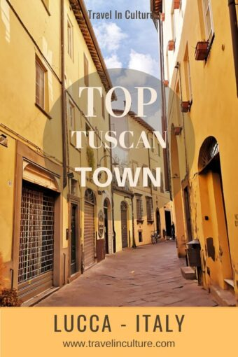 Lucca Tuscan Town