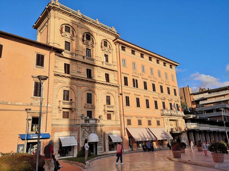 Grand Hotel Plaza Tuscany