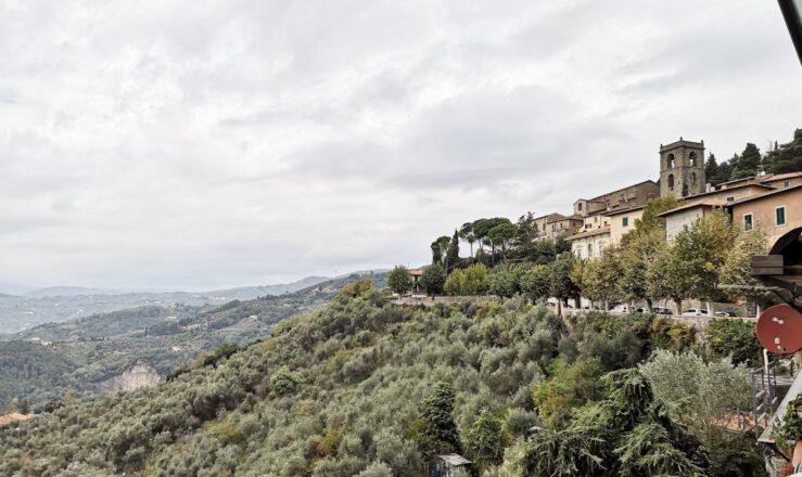Montecatini Italy - Montecatini Alto