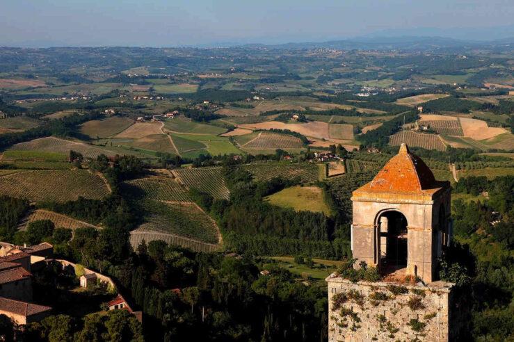 San Gimignano Italy pauloduarte Pixabay
