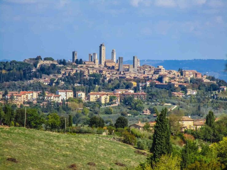 San Gimignano Italy bambachwittenberg Pixabay