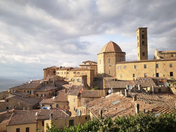visit Volterra - villages in Tuscany