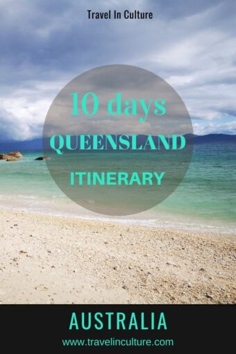 Itinerary Queensland in Australia 10 days Fitzroy
