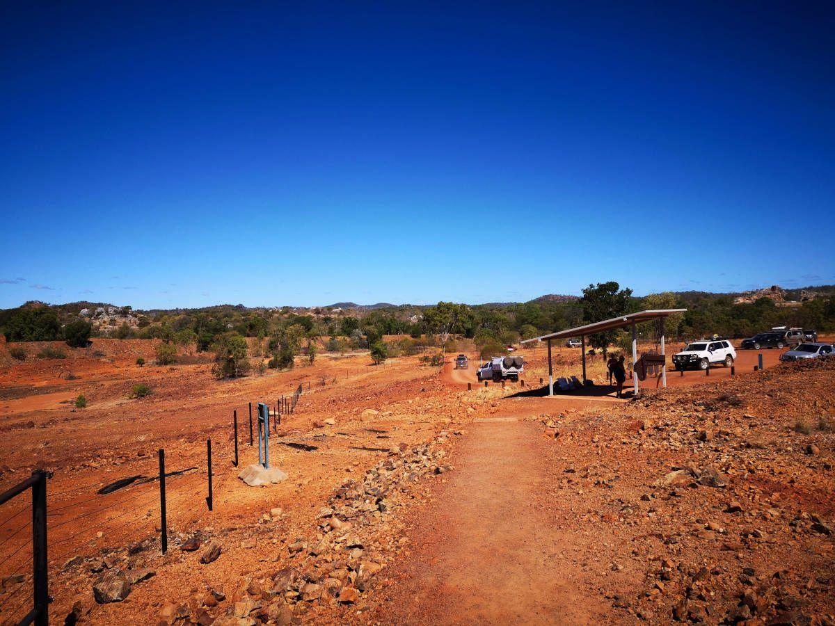 Australia's outback Chillagoe