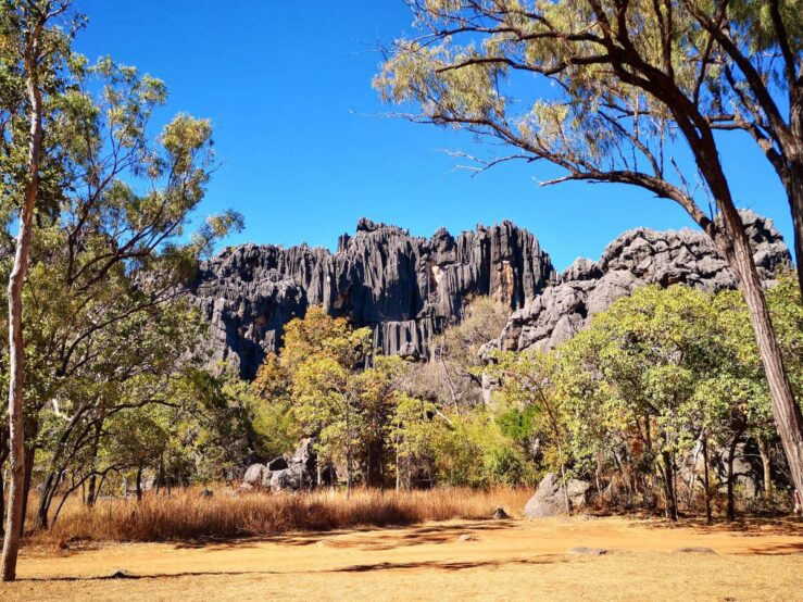 Australia's outback rocks