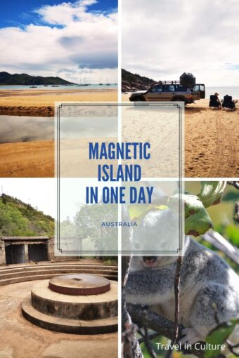 Magnetic Island - 10 days itinerary Queensland in Australia