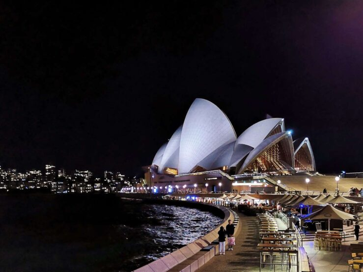 Sydney Opera House best things to do in Sydney