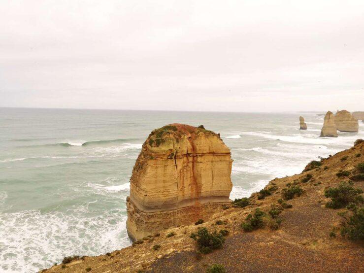 Great Ocean Road in Australia 12 Apostles