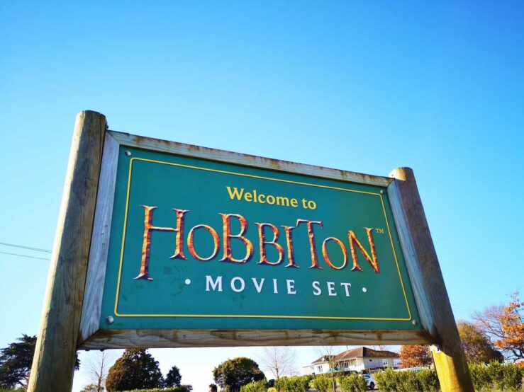 Cities Things to Do on New Zealand North Island Hobbiton