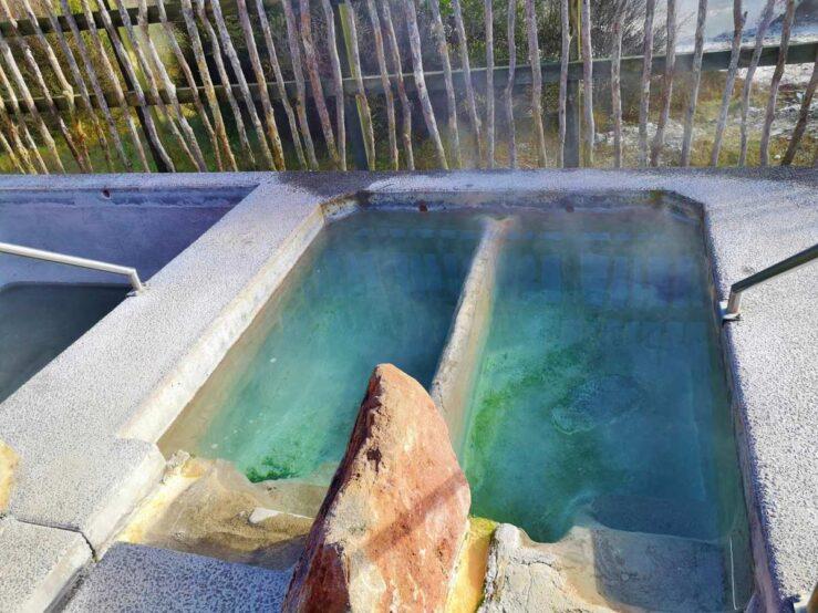 Kia ora Whakarewarewa bath