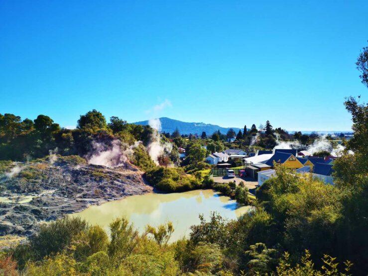Māori village Rotorua