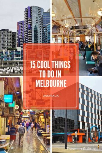 Things to do in Melbourne Victoria