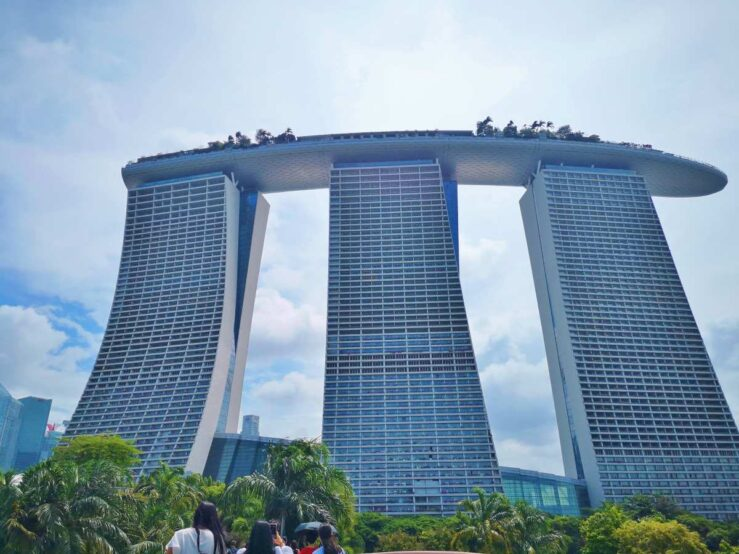 What to do in Singapore visit Gardens by the Bay