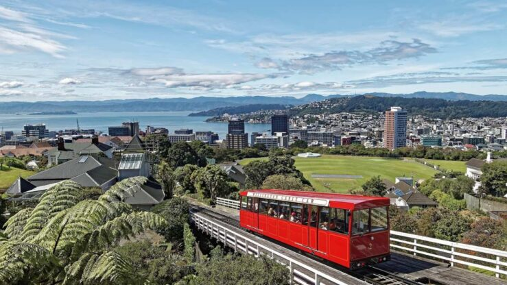 Cities Things to Do on New Zealand North Island Wellington