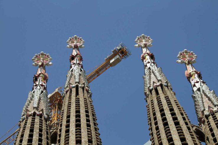 Famous modernist church