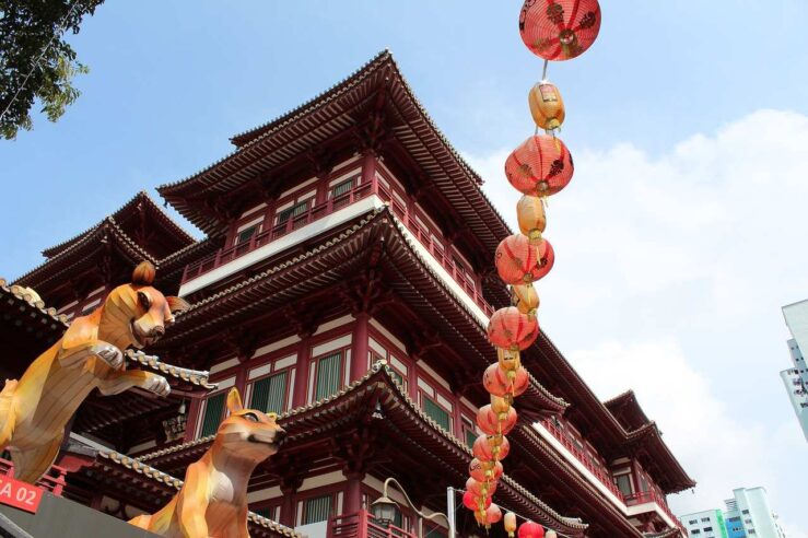 Things to Do in Singapore - Tourist Attractions - Chinatown